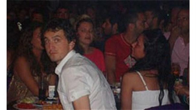 Tuncay ile Terim'in kızı aynı masada